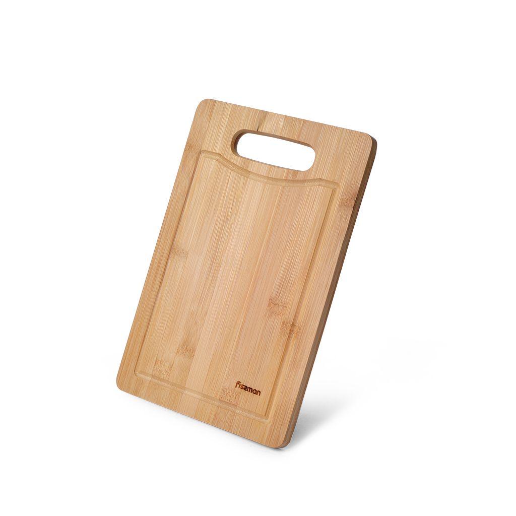 Virtuves dēlītis bambusa 28x18x1,4 сm
