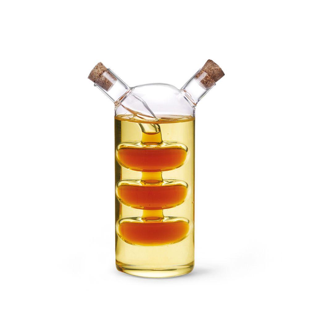 Pudele etiķim un eļļai divi vienā 70/240 ml
